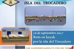 Ruta Isla del Trocadero